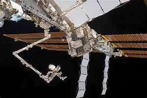 ISS Spacewalkers set for Critical Robotic Arm Upgrade via ...