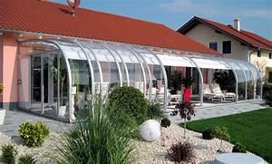 Terrasse Wintergarten Umbauen : terrassen berdachungen saphir solar veranda terrassen berdachung v roka ~ Sanjose-hotels-ca.com Haus und Dekorationen