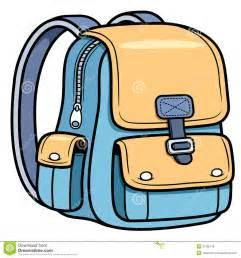 Vector School Bag