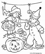 Coloring Halloween Colouring Sheets Printable Costumes Birthday Adult Activity Having Looks Craft Children Popular sketch template