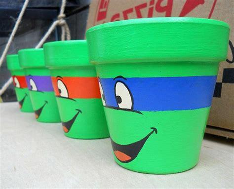 blumentöpfe gestalten mit kindern einen blumentopf bemalen 50 coole ideen archzine net