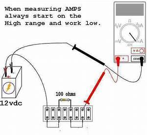 phantom battery drain With amp meter for car