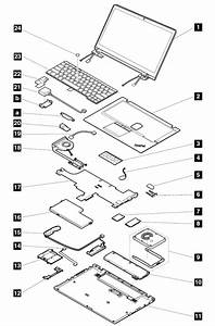System Service Parts - Thinkpad T450s