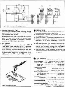 Kenwood Microphone Mc 85 Users Manual
