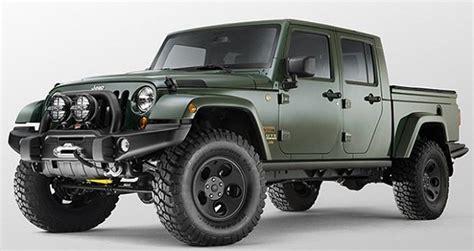 New Jeep Wrangler Truck by 2017 Jeep Wrangler Truck New Best Trucks