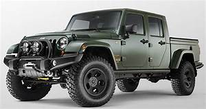Jeep Wrangler Pick Up : 2017 jeep wrangler pickup truck 2018 2019 new best trucks ~ Medecine-chirurgie-esthetiques.com Avis de Voitures