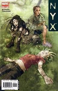 NYX Comics Wikipedia