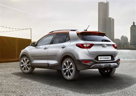 Kia Stonic Is A New Compact Crossover From Korea