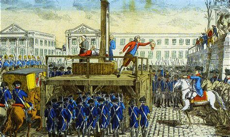 1793: The Execution of King Louis XVI - History Hit