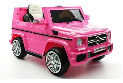 Uso personal, súper cuidada, con todos los mantenimientos en regla. Camioneta Mercedes Benz Electrico Montable Power Rosa Lujo - $ 14,299.00 en Mercado Libre