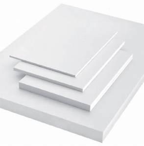 Plaque Pvc Exterieur : pvc rigide plaque pvc blanc polydis ~ Edinachiropracticcenter.com Idées de Décoration