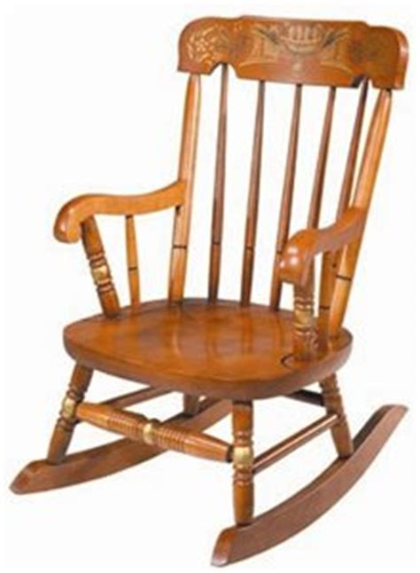 Hitchcock Rocking Chair Value by Children S Rocker Rockers Benches Stools 4700