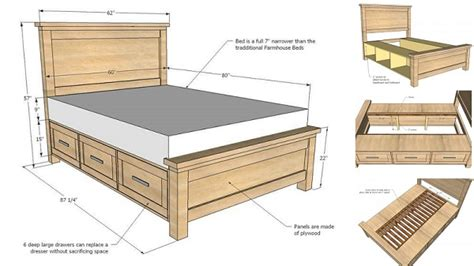 Diy Farmhouse Storage Bed With Storage Drawers Antique Flame Mahogany Chest Of Drawers Large Coffee Tables With 36 Bathroom Vanity Bottom Drawer King Platform Bed Plans Canyon Storage Sterilite Frame Undermount Soft Close Runners