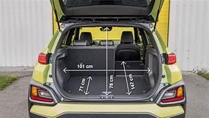 Hyundai Kona Kofferraum : suv vergleich sechs sells amtc auto touring ~ Kayakingforconservation.com Haus und Dekorationen