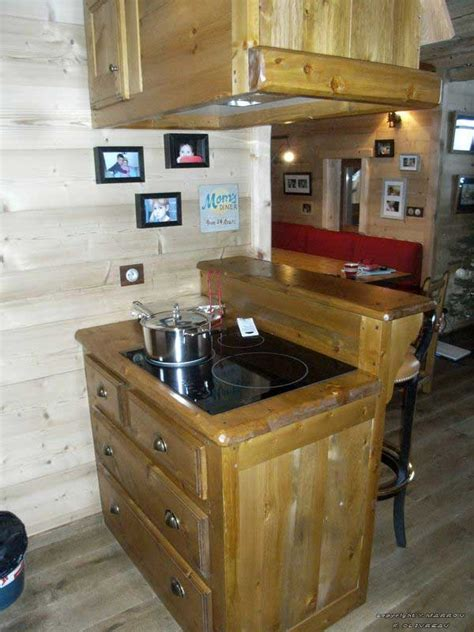 amenagement cuisine studio montagne aménagement de cuisine