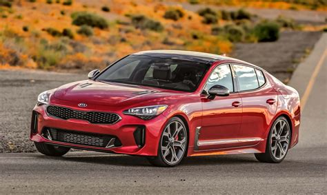Kia Photo by 2018 Kia Stinger Lease Deals Start From 382 A Month