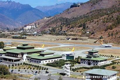 Bhutan Paro Airport History International Background Brief