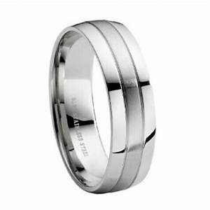 platinum mens wedding ring all about wedding With stainless steel mens wedding ring
