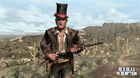 Characters  Red Dead Redemption  Red Dead Redemption