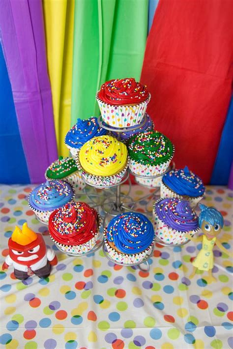 birthday party ideas rookie disney inside out party ideas birthdays bday party