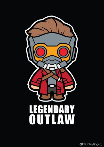 Starlord, Man By Jolleyroger On Deviantart
