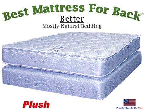 best mattress for three quarter better best mattress for back