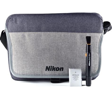 buy nikon digital buy nikon vaec01k20 dslr accessory kit free delivery