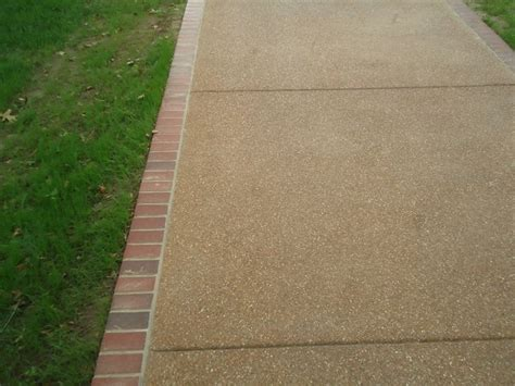 the 25 best ideas about exposed aggregate driveway on