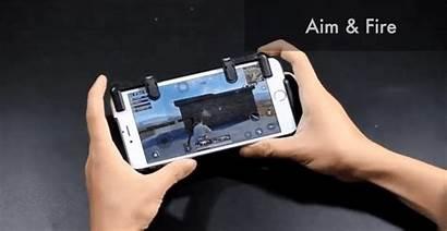 Pubg Celular Os Controle Gatilhos Baratos Mobile