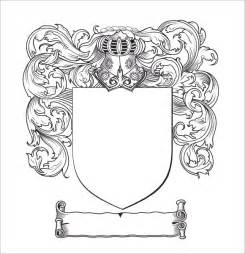Blank Coat of Arms Template