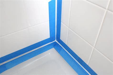 Caulking Bathroom Tile by Caulk Your Tub In A Few Easy Steps