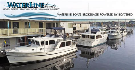 Lake Union Boat Moorage by Seattle Lake Union Moorage Available Waterline Boats