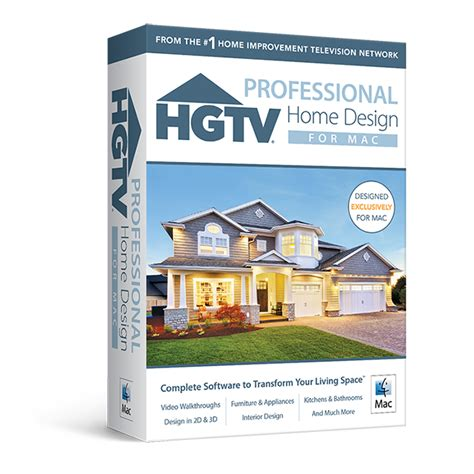 hgtv home design  mac professional nova development