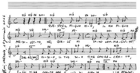 Canti Ingresso Messa by Canti Per La Messa Domenica Dopo L Epifania Battesimo
