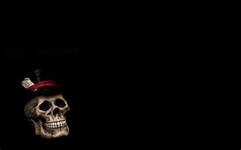 Black Skulls 3d Wallpapers by Free 3d Skull Wallpapers Wallpaper Cave
