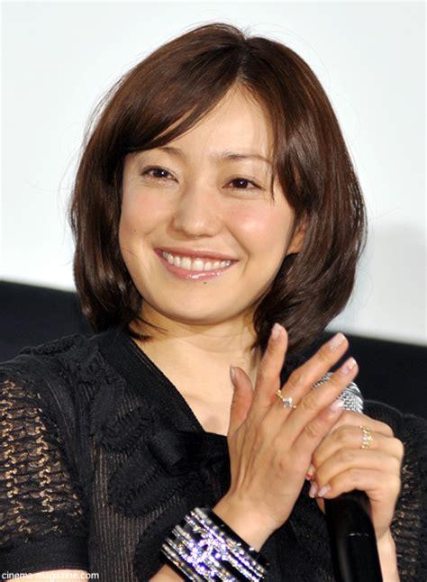 菅野 美穂 髪型