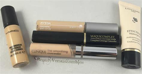 aveda inner light concealer choosing and using concealer beauty versus zombies
