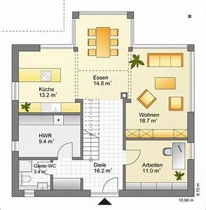 Haus Raumaufteilung Beispiele : preisbeispiel hoffmann haus ihr wohlf hlhaus ~ Lizthompson.info Haus und Dekorationen