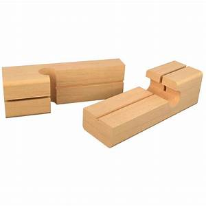 Bon tool 4 in x 1 1 8 in wood line blocks 2 package 11 for Home depot furniture line