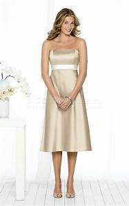Champagne bridesmaid dresses dresscab for Bridesmaid wedding dresses