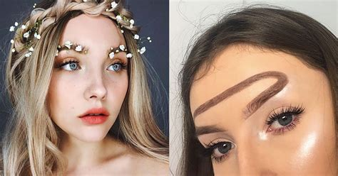 2018 Trends Something Borrowed And Plenty That Is New: All The Weirdest Beauty Trends 2018 Has Given Us So Far