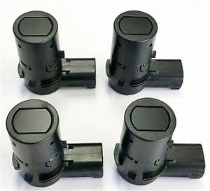 4pcs Reverse Backup Parking Assist Sensors For 2001