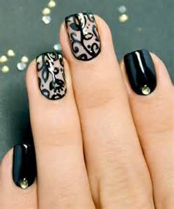 Graceful prom nail art styles time