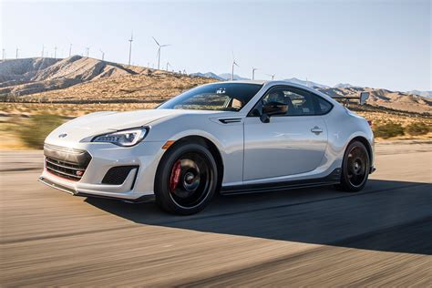2018 Subaru Brz Ts First Drive Review  Motor Trend Canada