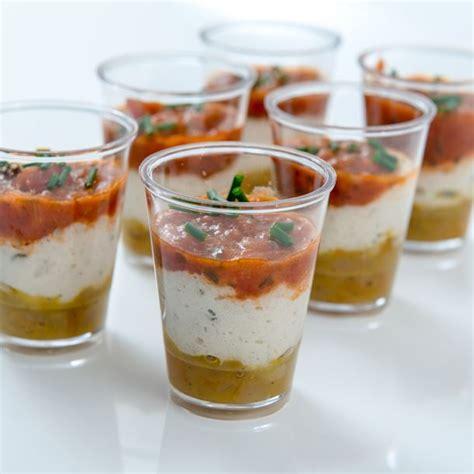 cuisine de a à z verrines recette verrines de poivrons