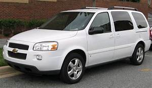 2006 Chevrolet Uplander - Information And Photos