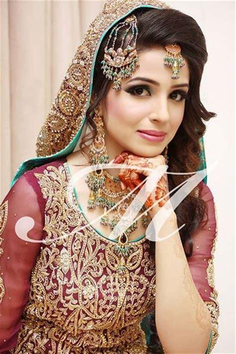 amazing  gorgeous pakistani bridal makeup pictures