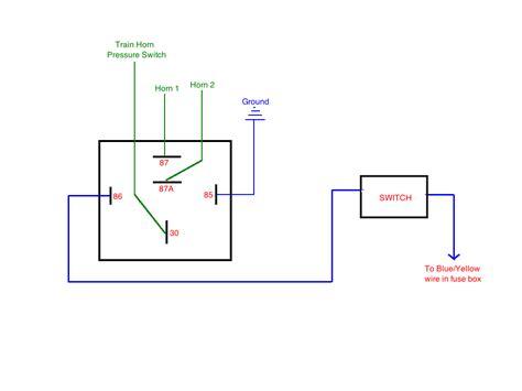 5 post relay wiring diagram electrical website kanri info