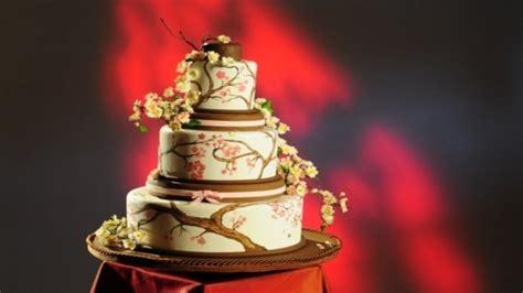 amazing wedding cakes food network uk