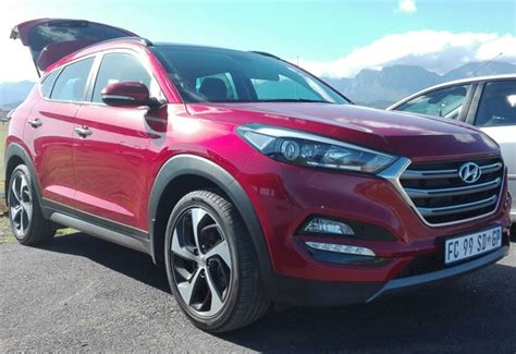 How Much Is A Hyundai Tucson by Review 10 Things To About Hyundai S Tucson Wheels24